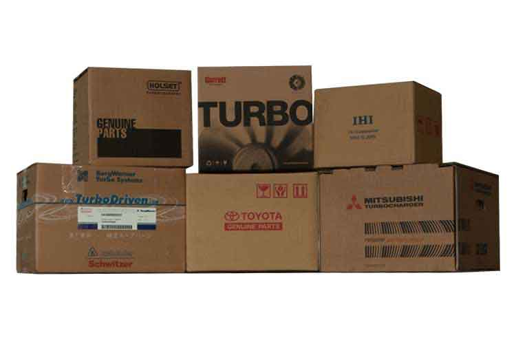 3 2.2 MZR-CD Turbolader R2AC13700D