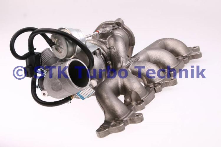S40 II 2.5 T5 Turbolader 30650975