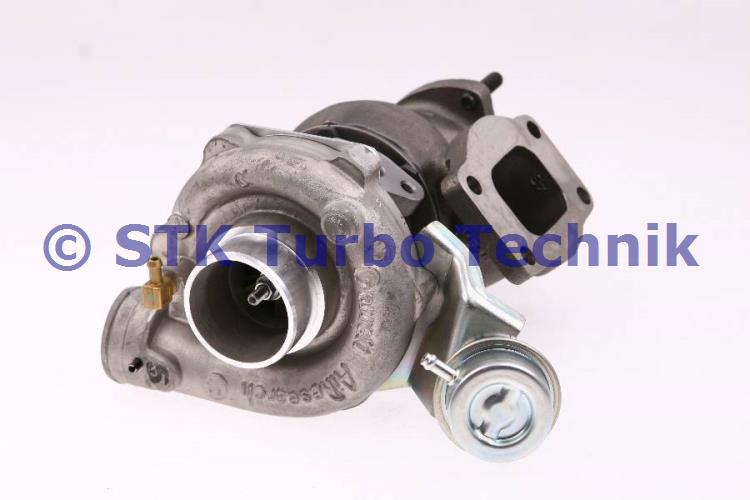 Delta II 2.0 16V Turbo Turbocharger 60809509