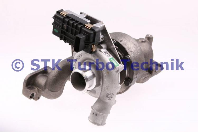 X Type 2.2 D Turbolader 6Q7S6K682AD