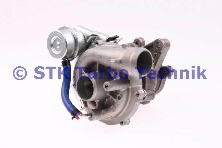 Berlingo HDI Turbolader 0375E9
