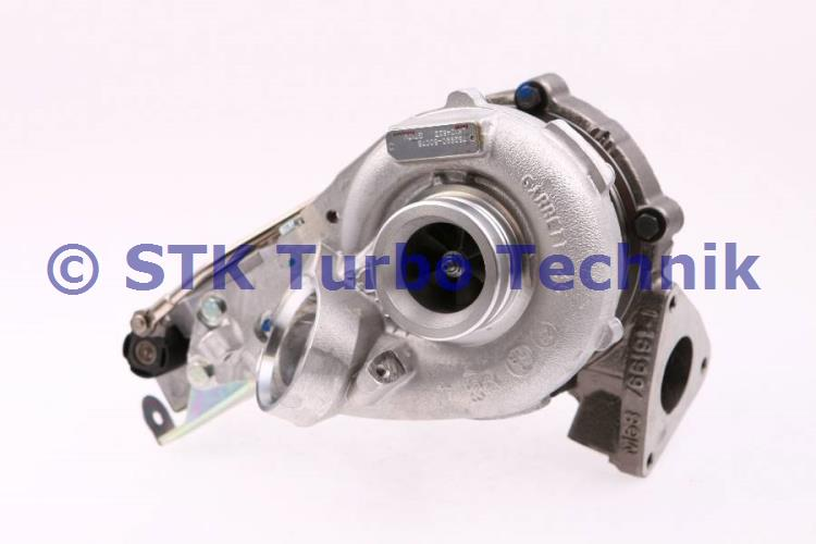 E-Klasse 200 CDI (W211) Turbocharger A6460901080
