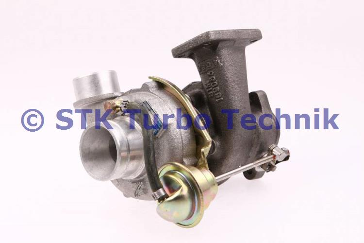 Messenger B120 Turbocharger 98492672