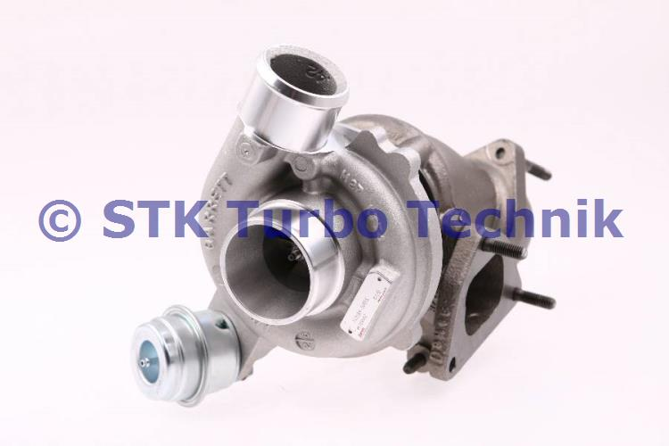 Rexton 270 XVT Turbolader A6650900580