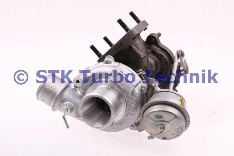 Delta III 1.4 T-Jet 16V Turbocharger 55212916