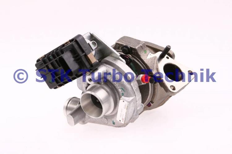 S Type 2.7D Turbolader 4R8Q6K682BL