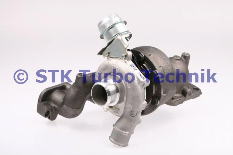X Type 2.0 TDCi Turbolader 2S7Q6K682AG