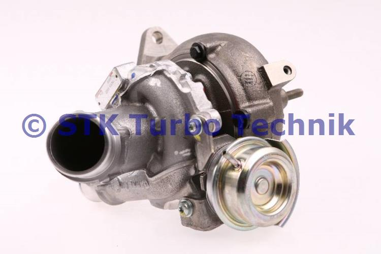 Auris D-4D Turbocharger 17201-0N030