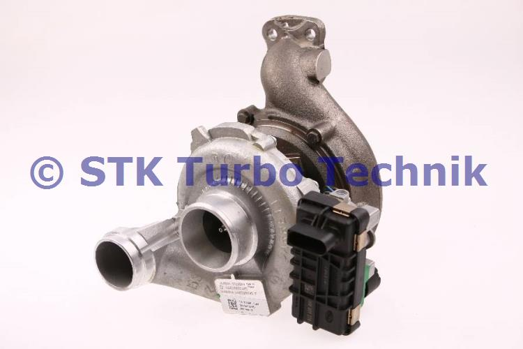 E-Klasse 300 CDI (W212) Turbocharger A6420901680