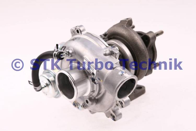 Hilux 2.5 D4D Turbocharger 17201-30030