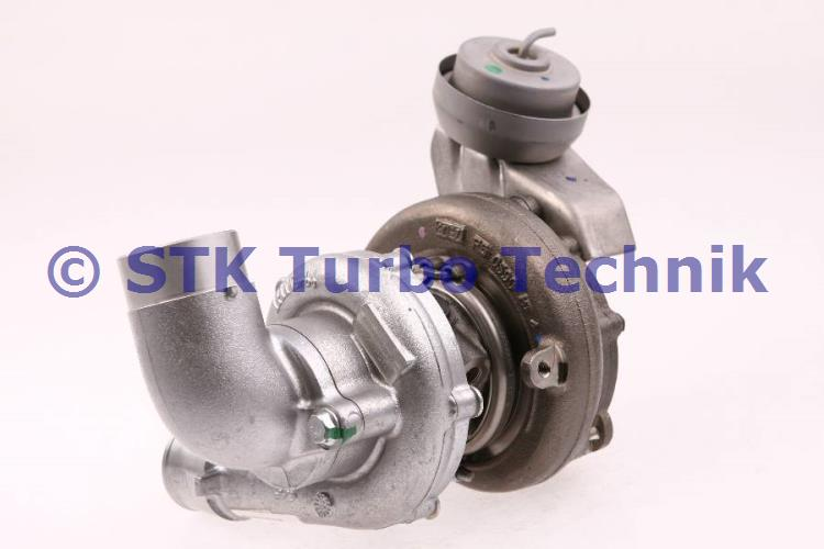 Auris D-CAT Turbolader 17201-0R022