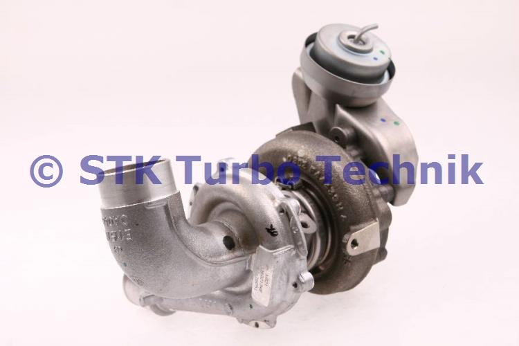 Auris 2.0 D-4D Turbocharger 17201-26053