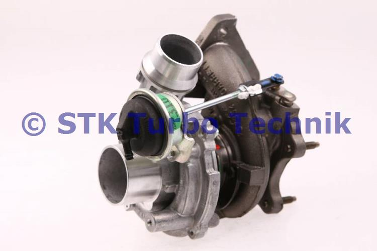 Master II 2.5 dCi Turbolader 4417471