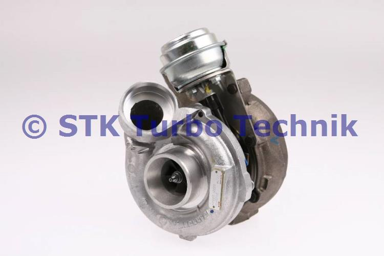 E-Klasse 270 CDI (W210) Turbocharger A6120960599