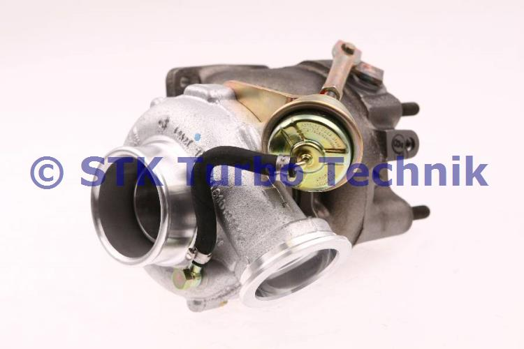 Mercedes-LKW Vario Turbocharger Exchange- turbo for Sale