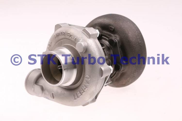 Diverse  Turbolader 2674A101