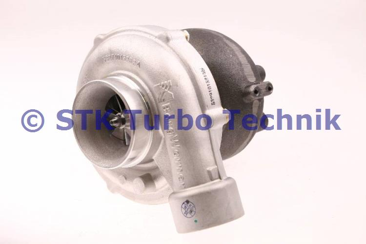 Actros  Turbolader 0090968899
