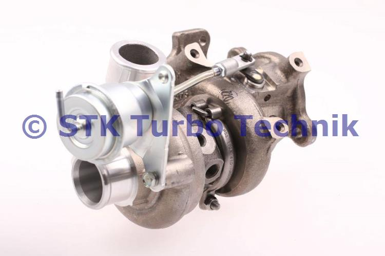 Smart Fortwo Turbolader A1320900180