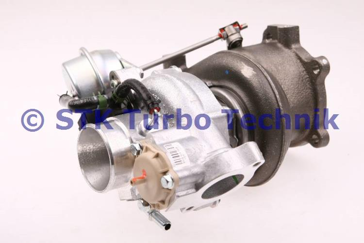 GT  Turbocharger 4805045