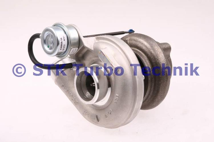 Diverse  Turbolader 2674A223