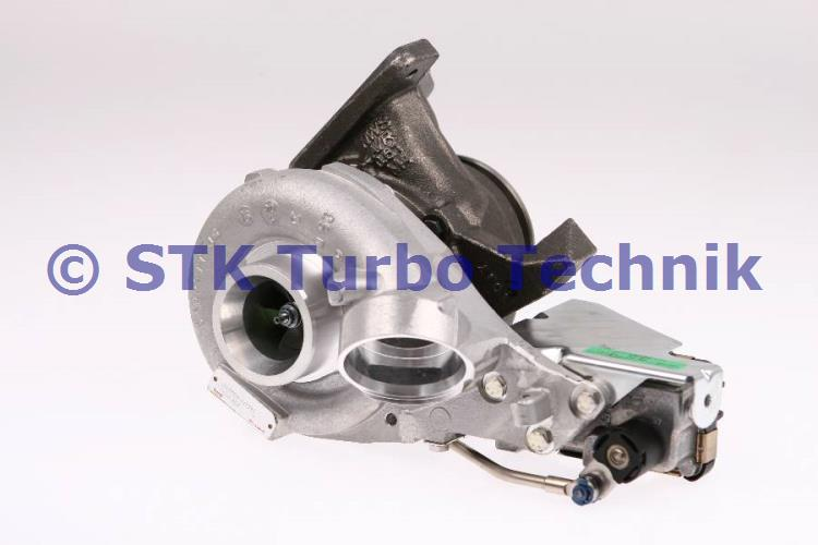 E-Klasse 200 CDI (W211) Turbocharger A6460900180