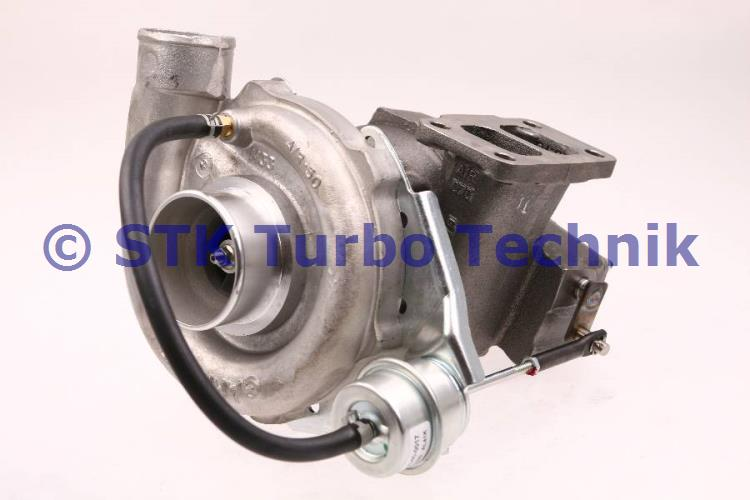 Diverse  Turbolader 2674A062