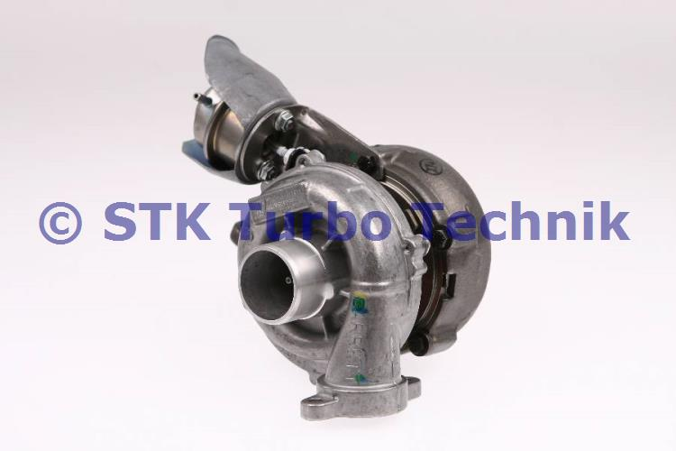 S40 II 1.6 D Turbolader 9656125880