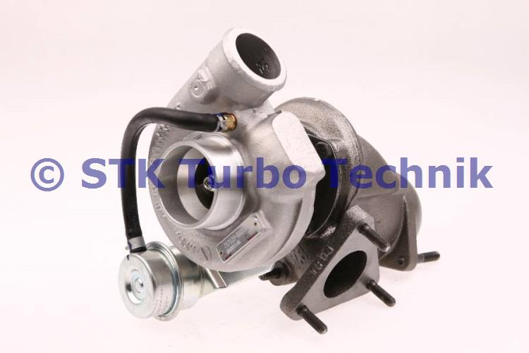 Musso 2.9 TD Turbolader A6620903080