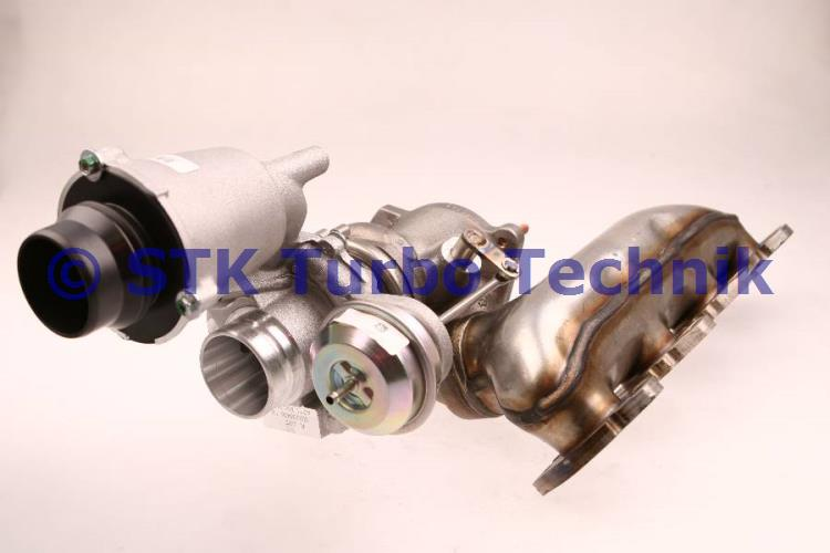 E-Klasse 250 Blue Efficiency (W212) Turbocharger A2710903680