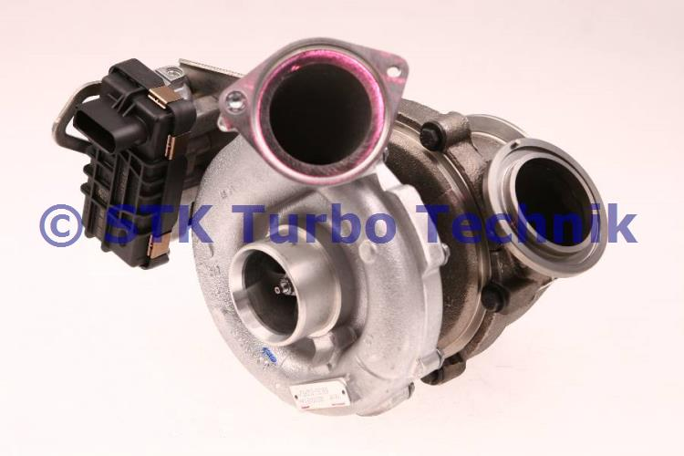 330 d (E90/E91/E92/E93) Turbocharger 11657796312