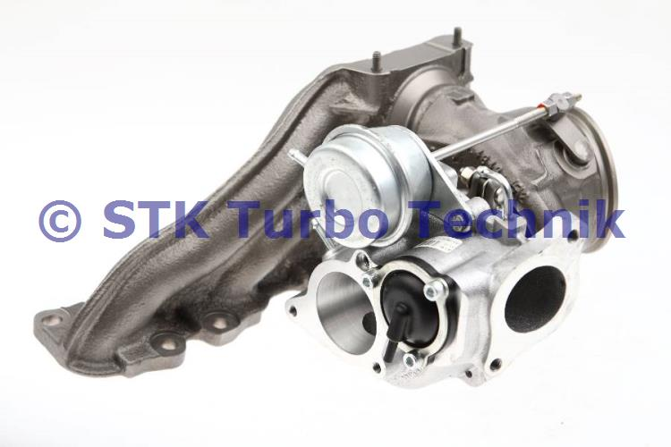 Delta III 1.8 DI T-Jet 16V Turbocharger 55232225