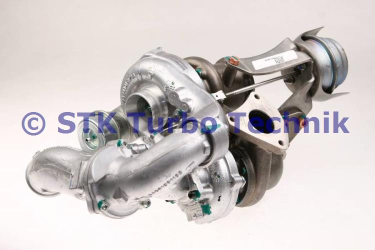 Viano 2.2 CDI Turbocharger 6510900980