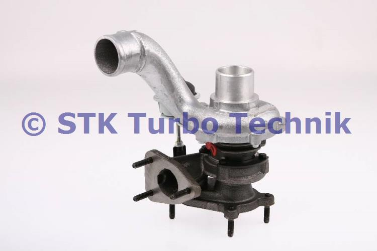 Master II 2.2 dCi Turbolader 8200100284