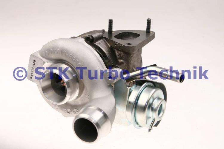 Rexton 270 XVT Turbolader A6650900980