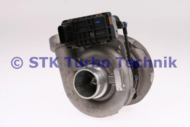 E-Klasse 320 CDI (W211) Turbocharger A6480960299