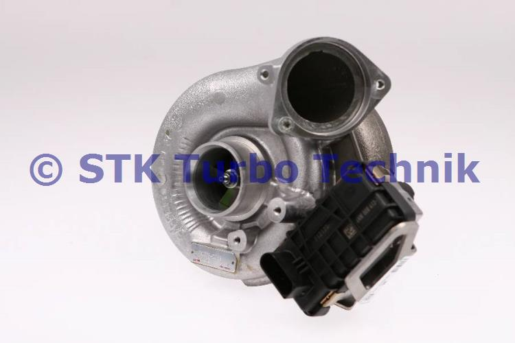 330 d (E46) Turbocharger 11657790311