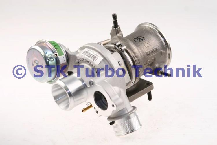 Delta III 1.4 TB 16V Turbocharger 55228036