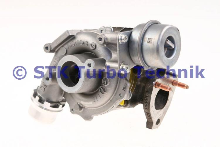 Duster 1.5 dCi 110 Turbolader 144114825R