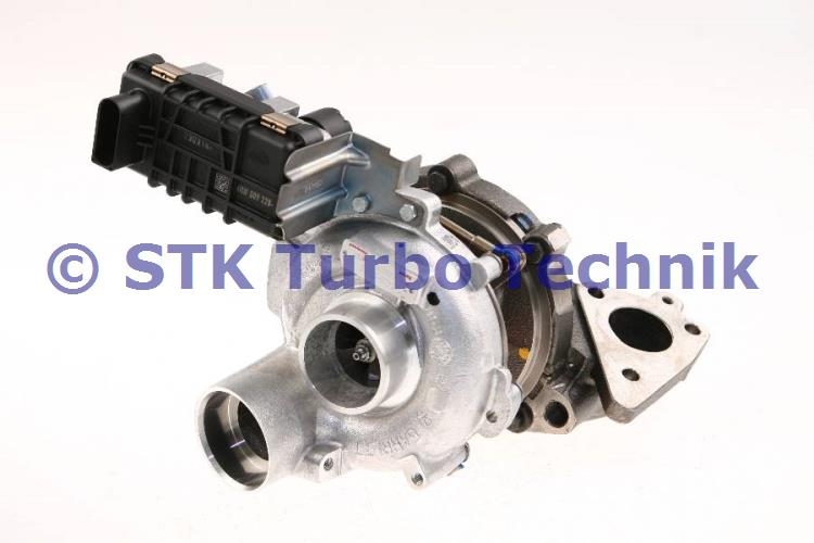 E-Klasse 420 CDI (W211) Turbocharger A6290900980