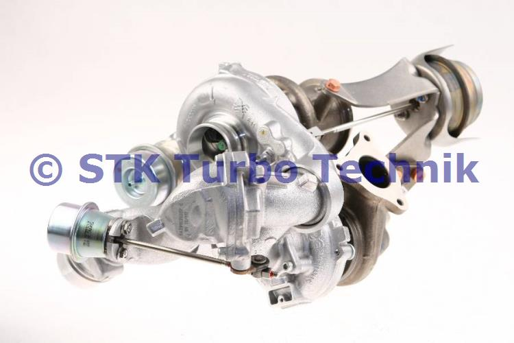 E-Klasse 220 CDI (W212) Turbocharger A6510904980