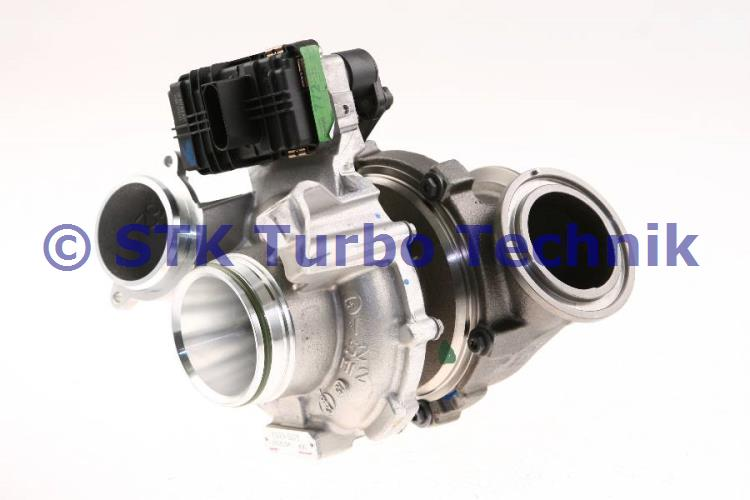 330 d (F30 / F31 / F34) Turbocharger 11657823270