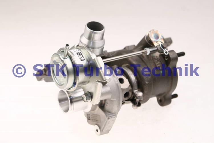Captur 1.2 TCe 120 Turbolader 144102462R