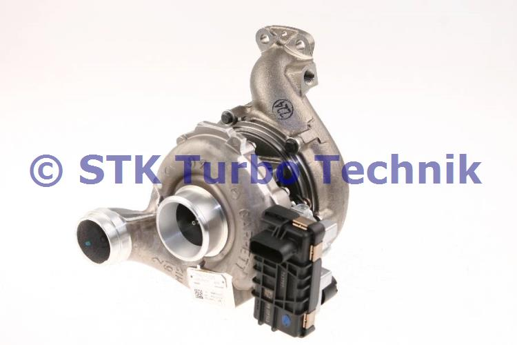 E-Klasse 350 CDI (C207) Turbocharger A6420901486
