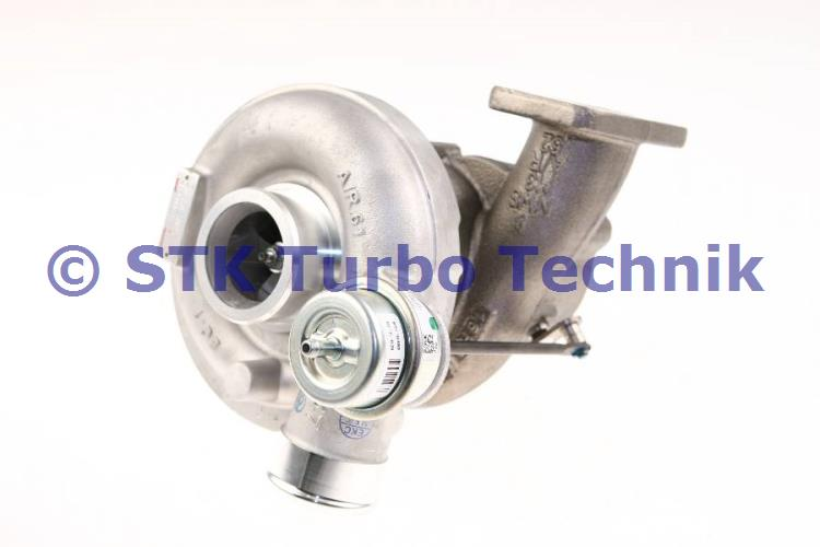 Diverse  Turbolader 2674A808