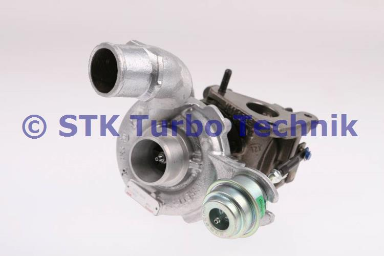 Master II 1.9 dCi Turbolader 8200091350A