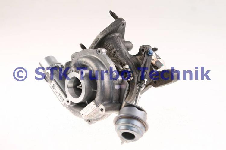 Master III 2.3 dCi 125 Turbolader 8201054152