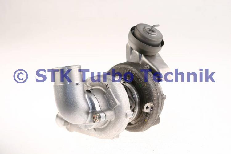 Avensis 2.2 D-CAT Turbolader 17201-26061