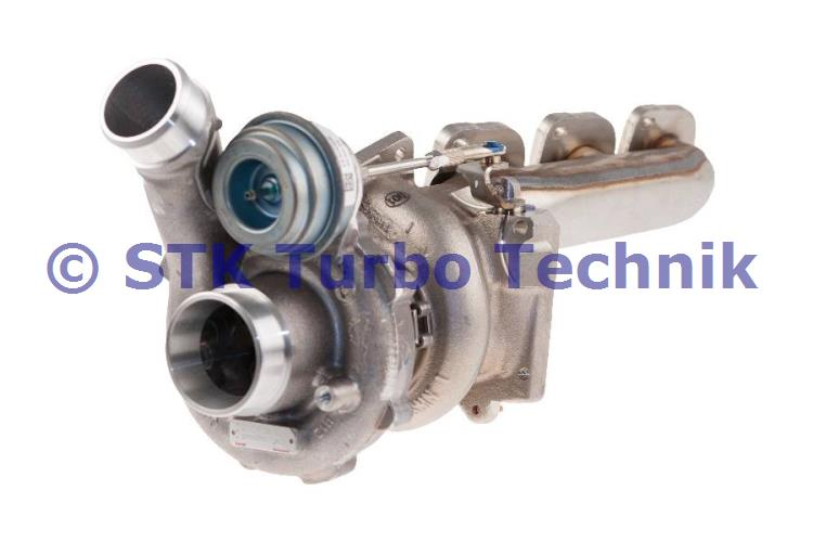 E-Klasse E 63 AMG (W212) Turbocharger A1570900780