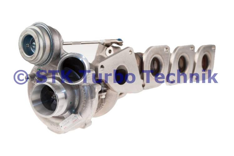 E-Klasse E 63 AMG (W212) Turbocharger A1570900880