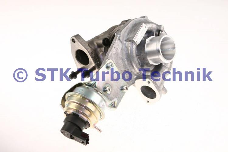Delta III 1.6 16V JTD Turbocharger 55220701